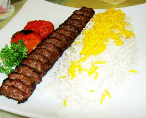Persian Kabab Koobideh