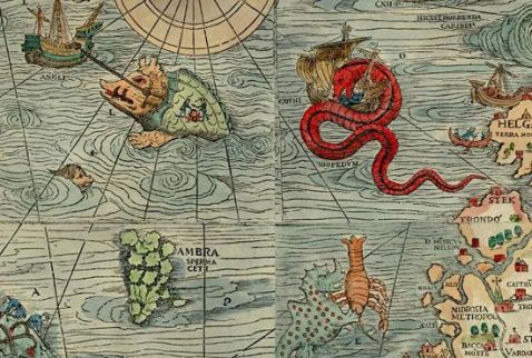 Sea Monster A