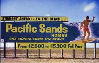 HB Land for sale billboard