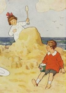 vintage children's book