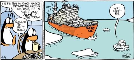 arctic oil ship