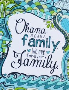 ohana day book image