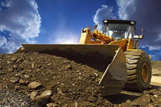 excavate-land