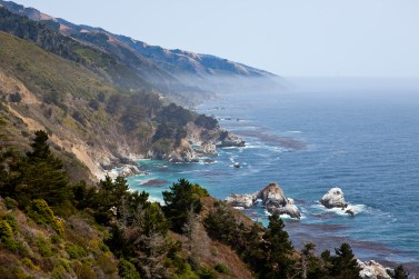 Photographs from the beautiful Pacific Coast Highway in California.