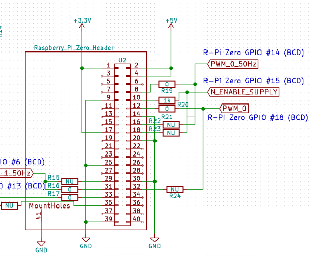 R20 value for Enable Pin