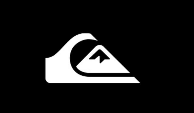 quiksilver クイックシルバー ブランドロゴ メーカー ボードショーツ