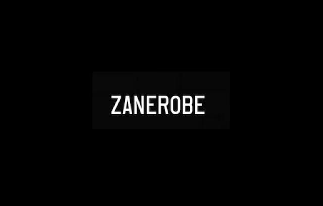 zanerobe ゼインローブ ブランドロゴ メーカー ボードショーツ