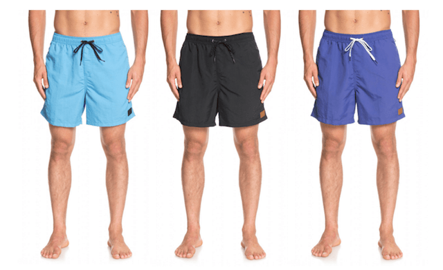 rigby volley quiksilver ボードショーツ ボレー