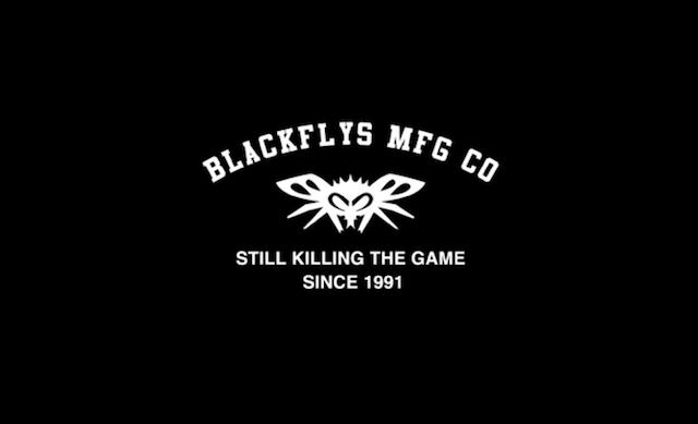 blackflys ブラックフライズ ブランドロゴ ハエ サングラス