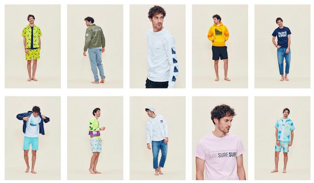 offshore brand men shirt