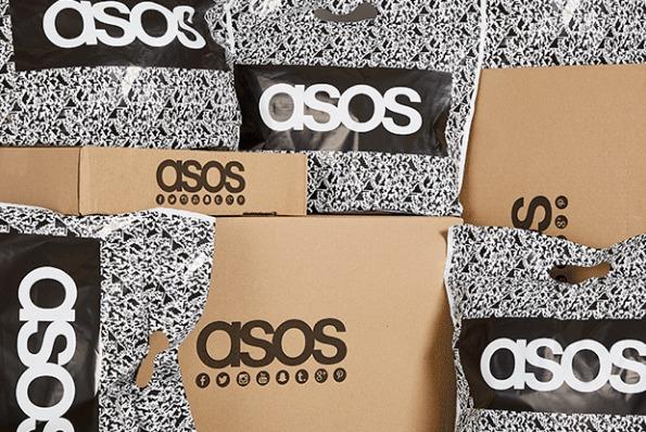 asos エイソス ブランドロゴ
