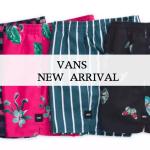 vans new arrival boardshorts