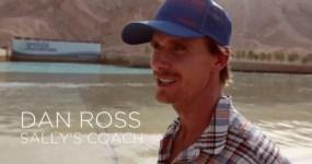 Sally Fitzgibbons Wadi Adventure Wave Pool Project Poolside   Coach Dan Ross