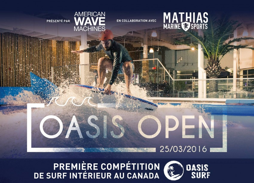 Oasis Surf Oasis Open Indoor Surfing Competition | Surf Park Central