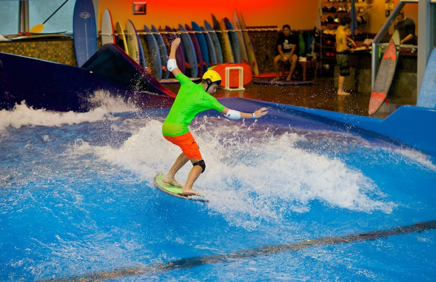 Parker Payne First Place | Indoor Wake Surfing | Surf Park Central