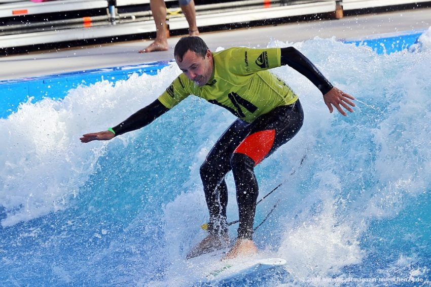 Pascal Schichor 2016 Surf and Style European Championships | Surf Park Central