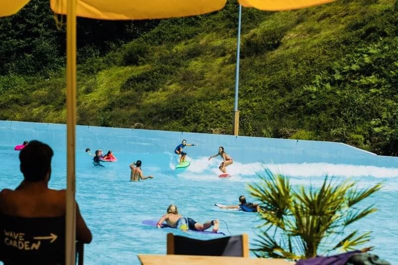 family surf session   Surf Park Central   Wave Pools   Wave Park   wave pool