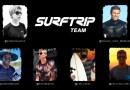 Time de Atletas SURF TRIP