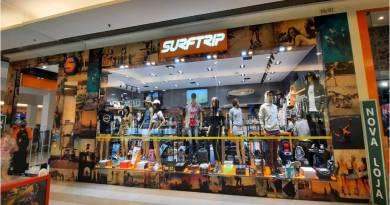 SURF TRIP Inaugura Loja no Shopping Praça da Moça