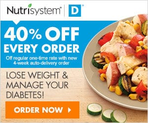 Nutrisystem D - Diabetic Food Plan