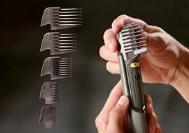 micro touch titanium trim groomer