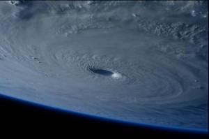 台風4号メイサーク