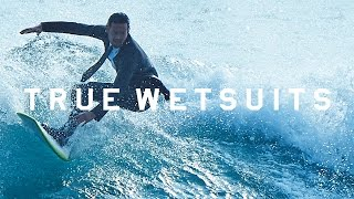 TRUE WETSUITS BY QUIKSILVER