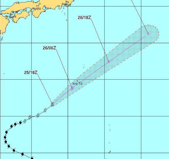 台風26号の恩恵