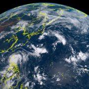台風4号ニーダ