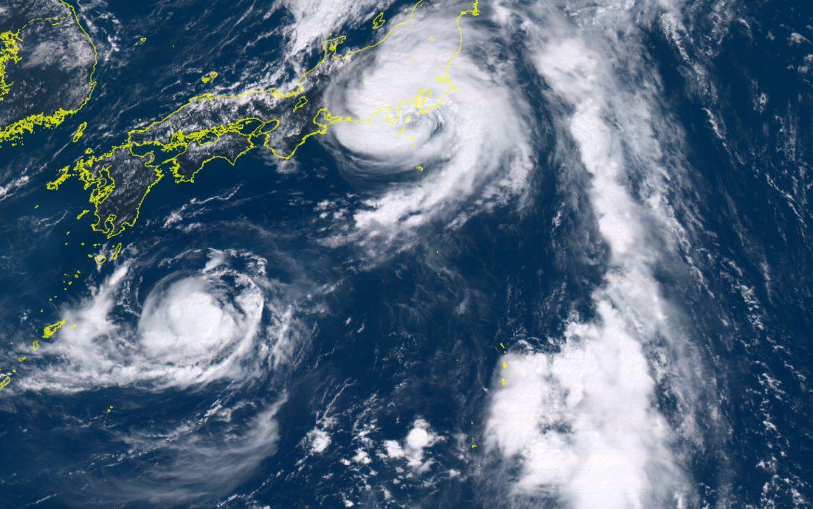 台風9号10号12号