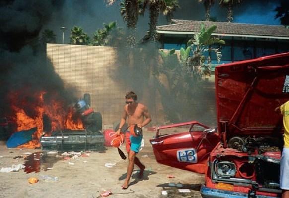 Huntington Beach Riot