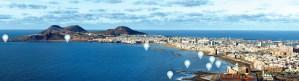Gdzie surfować w Las Palmas