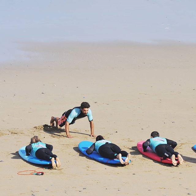 Nauka od podstaw surfing