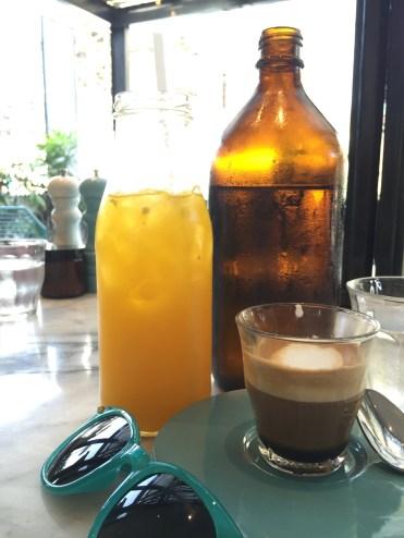 Orange Juice & Coffee