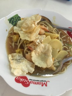 The Glorious Mie Belitung