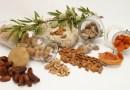 Орехи и сухофрукты при похудении