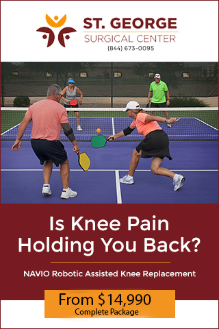 St George Surgical Center Knee Replacement from $14,990