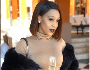 Buhle Samuels Opens Up About Being Bullied-SurgeZirc SA