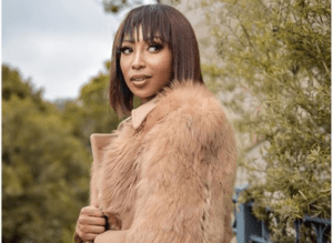 Enhle Mbali Blesses Herself With A New Car-SurgeZirc SA