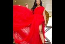 Watch Jessica Nkosi's Crazy Dance At Her Birthday Party-SurgeZirc SA