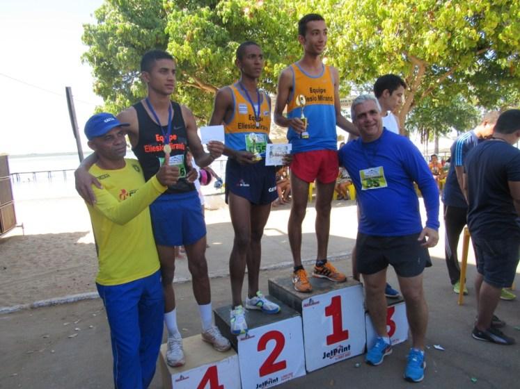 4 Atletas da Equipe Eliésio Miranda conquiram boas colocações - Foto Zacarias Martins