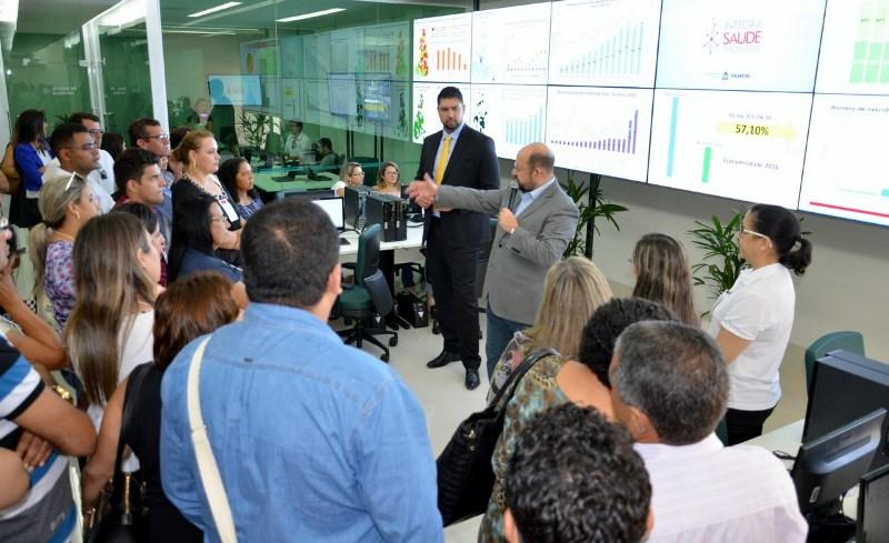 Municípios são principais parceiros do Integra Saúde Tocantins