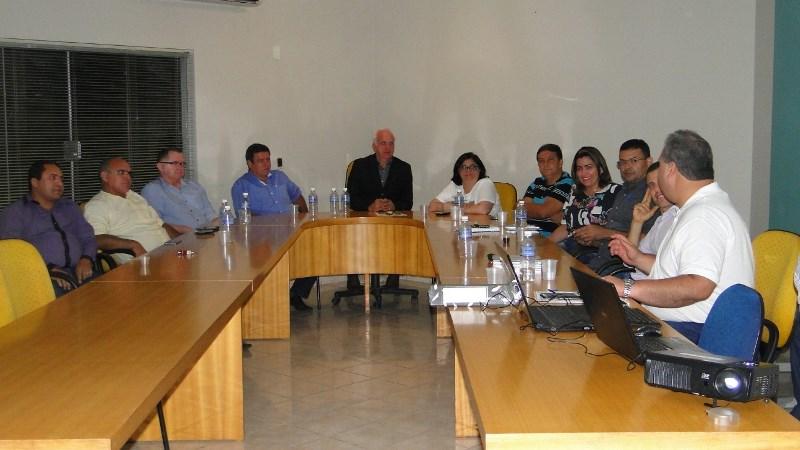 Diretoria da ACIP reúne e presta contas dos primeiros 45 dias de gestão