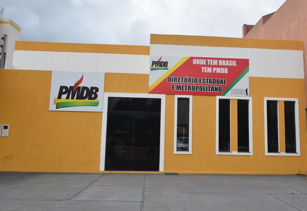 Executiva Estadual do PMDB do Tocantins prorroga mandatos dos atuais Diretórios municipais até 2018