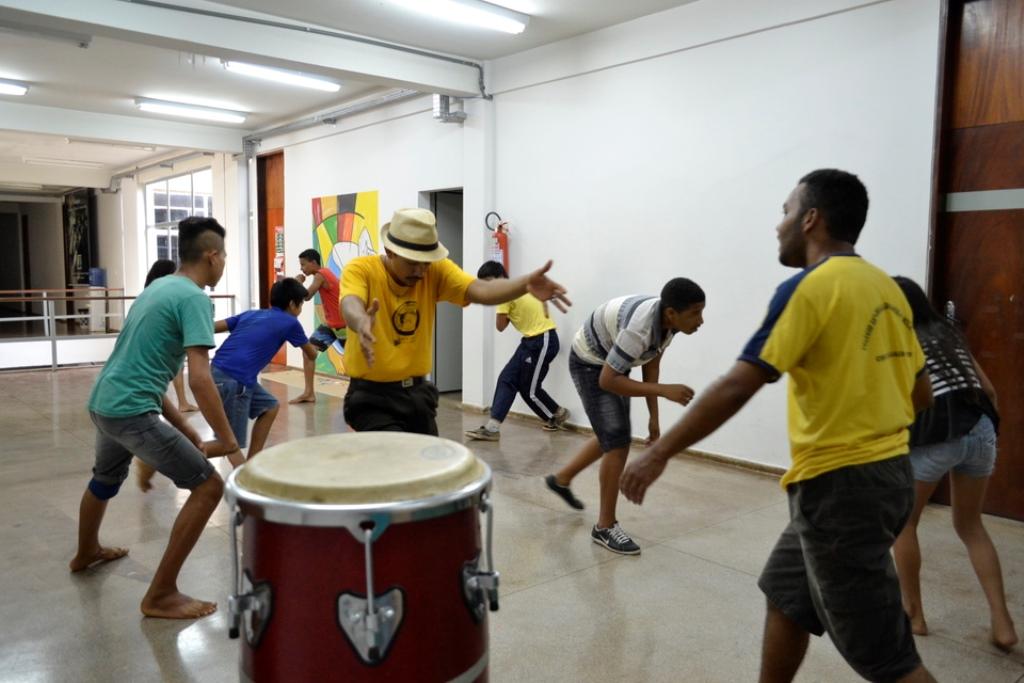 Associação Cultural Terreiro Capoeira de Paraíso comunica que está aberta as inscrições