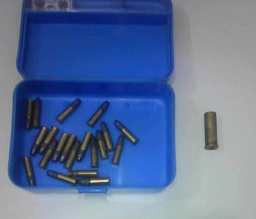 Polícia Militar prende homem por tentativa de roubo a van próximo a Carmolândia e posse ilegal de munições