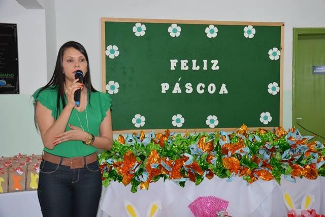 Assistência Social promove festa de Páscoa para crianças