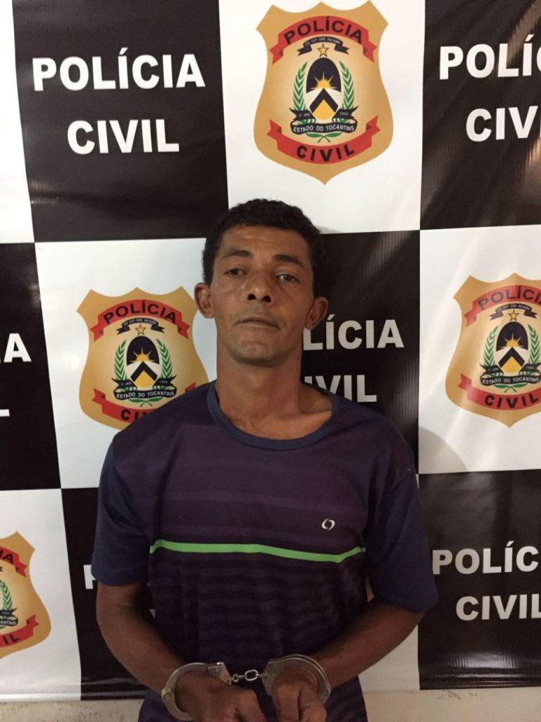 Foragido da Justiça é preso pela Polícia Civil em Tocantinópolis