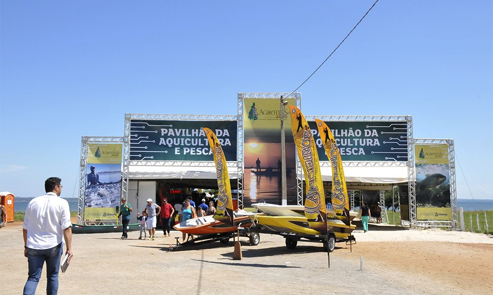Portal da Aquicultura e Pesca prepara uma vasta programação para Agrotins 2017