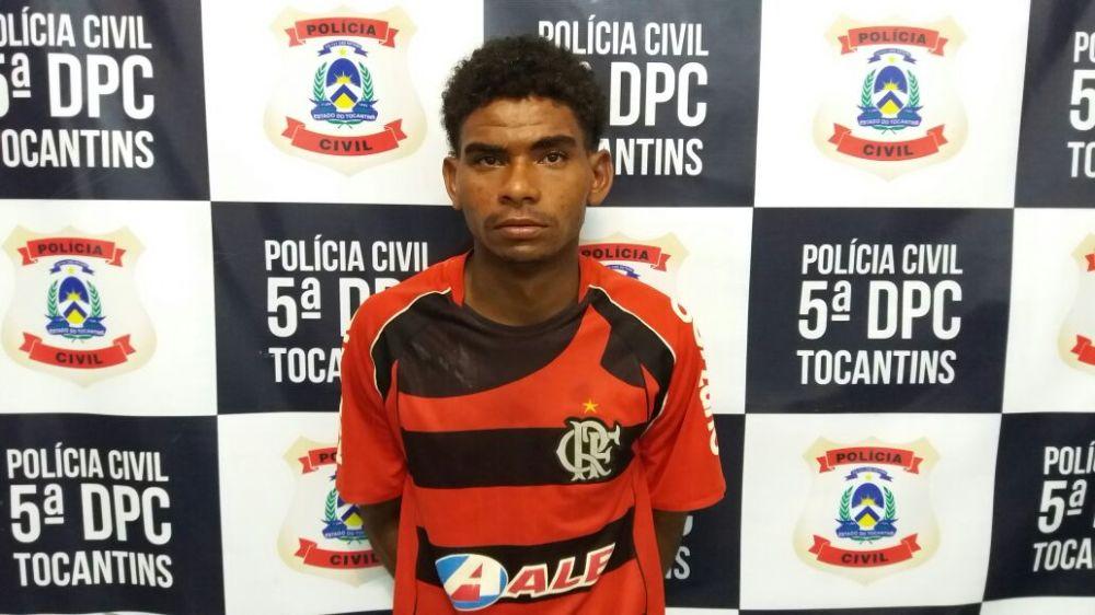 Foragido da Justiça de Porto Nacional é preso pela Polícia Civil na região Sul de Palmas